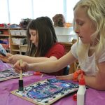 More than meets the eye: Artists in the School
