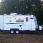 Camper stolen from Mulmur home