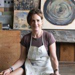 Multi-media artist inspired by her Back Forty