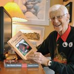 Ken Thornton turns 100