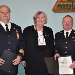 Mulmur fire chief, deputy recognized for long service