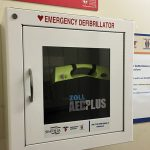 Access to defibrillators varies by venue
