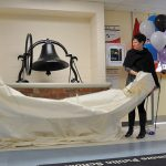 Bell saved from Creemore school annex
