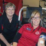 Kin spirit shown at blood drive