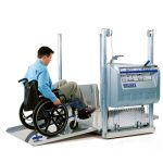Municipalities share cost of wheelchair lift
