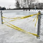 Outdoor ice rinks close during lockdown