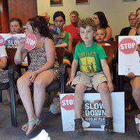 Clearview council approves 3-way stop in Nottawa