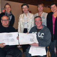 Avening Hall reno goes to tender