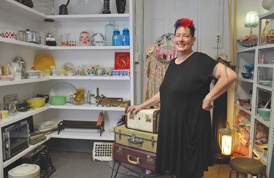 Vintage dealer has eye out for the unusual