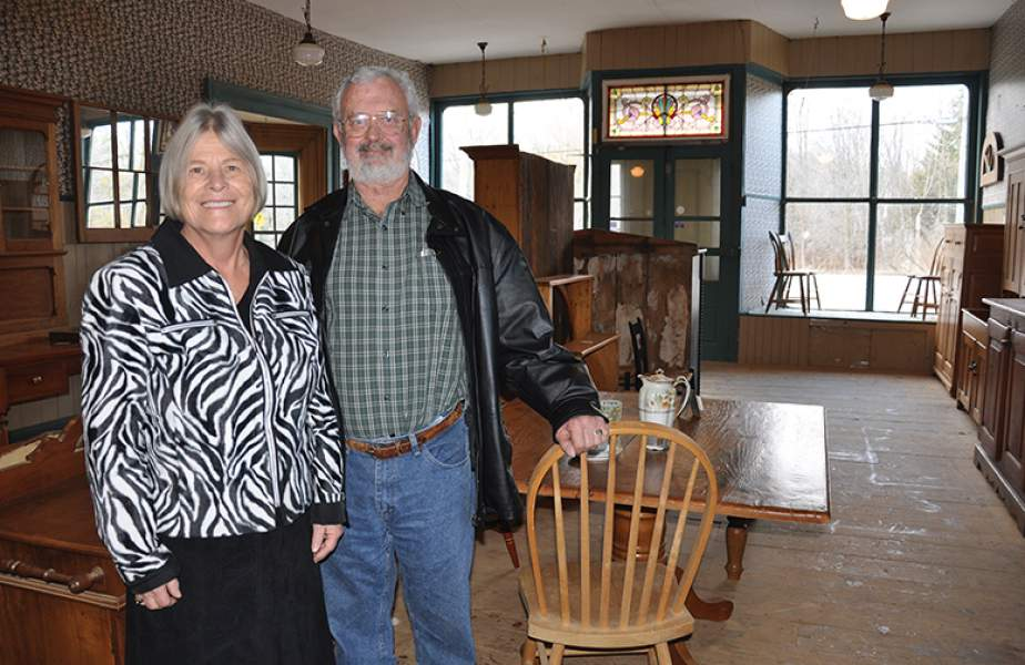 McClearys close up shop after 40 years in antiques