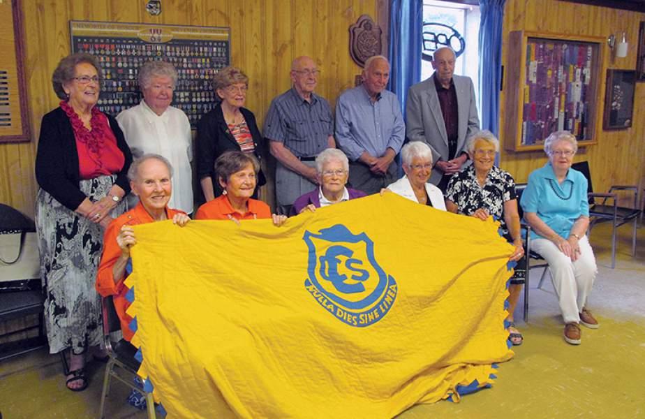Creemore Continuation School 70th reunion