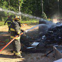 Drought increases fire hazard, bans in place