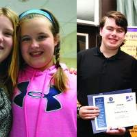 Local youth recognized for community involvement