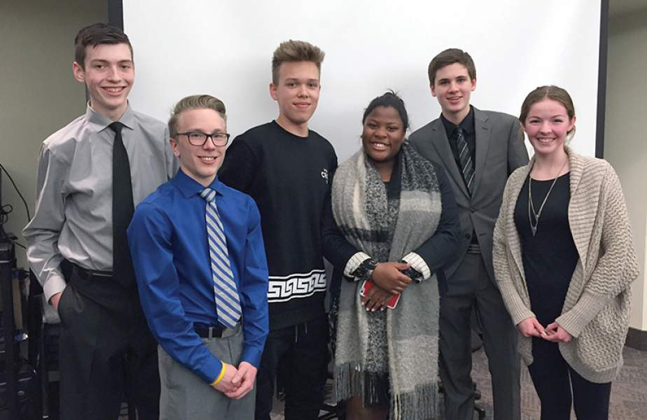 Student trustees elected for next school year