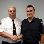Mulmur Melancthon Fire Chief retires