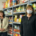 Food bank overwhelmed by donations